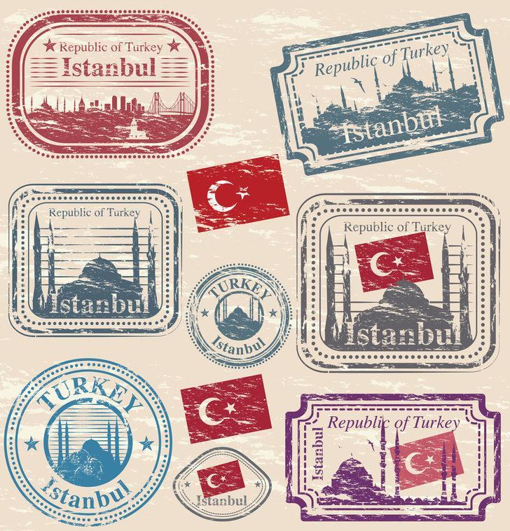 Türk ressamlarının tabloları PTT'de pul olarak satışa başladı!