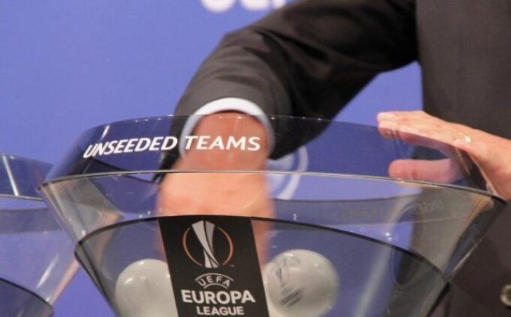 UEFA Avrupa Ligi'nde çeyrek final ve yarı final eşleşmeleri