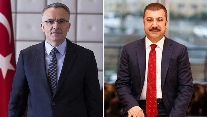 Son dakika! Merkez Bankası Başkanı Naci Ağbal görevden alındı! Yerine Şahap Kavcıoğlu atandı