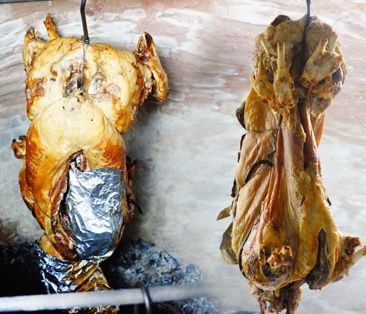 Kuyu kebabına rağbet! Padişah yiyeceğinin kilosu 200 TL