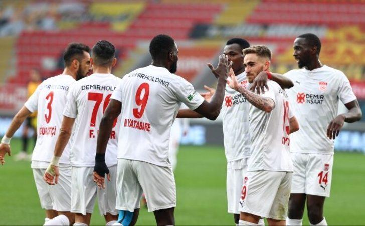 MAÇ SONUCU | Göztepe 3-5 Sivasspor