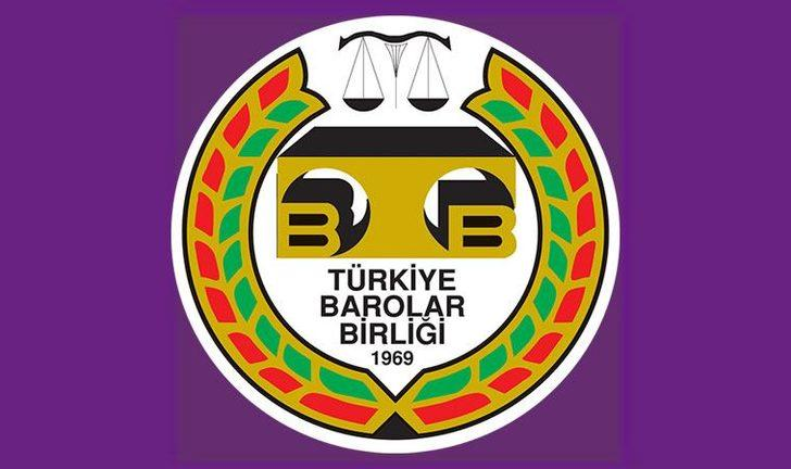 Türkiye Barolar Birliği'nden İstanbul Sözleşmesi açıklaması
