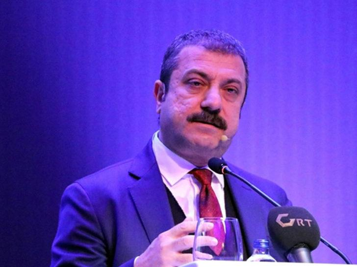 Yeni Merkez Bankası Başkanı Şahap Kavcıoğlu'ndan ilk açıklama