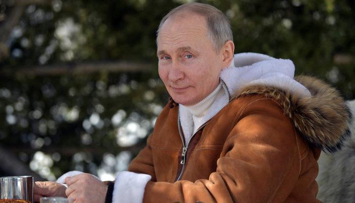 Putin'in 'kıyamet silahı' göründü