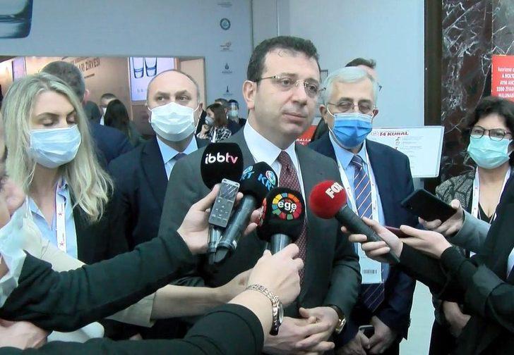 Ekrem İmamoğlu: Gezi Parkı'yla ilgili mülkiyet davası açacağız