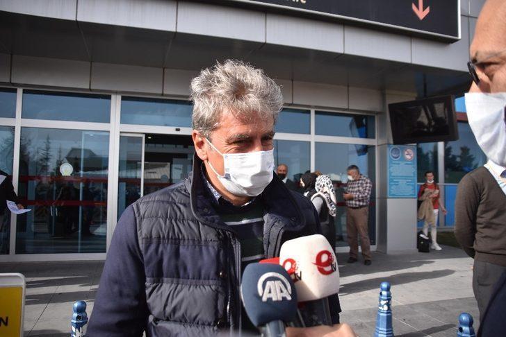 Hamza Hamzaoğlu: Hedefimiz her maçta en iyisini ortaya koymak