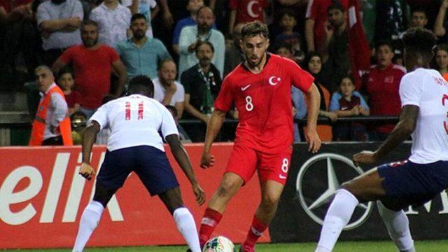 Türkiye-Hollanda maçı öncesi Orkun Kökçü BBC Türkçe'ye konuştu: Türk Milli Takımı'nda oynamak en büyük hayalimdi