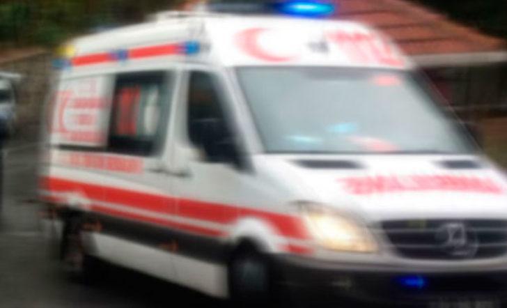 Kırıkkale'de otomobil devrildi: 2 yaralı