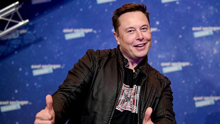 Elon Musk'tan UFO paylaşımı!