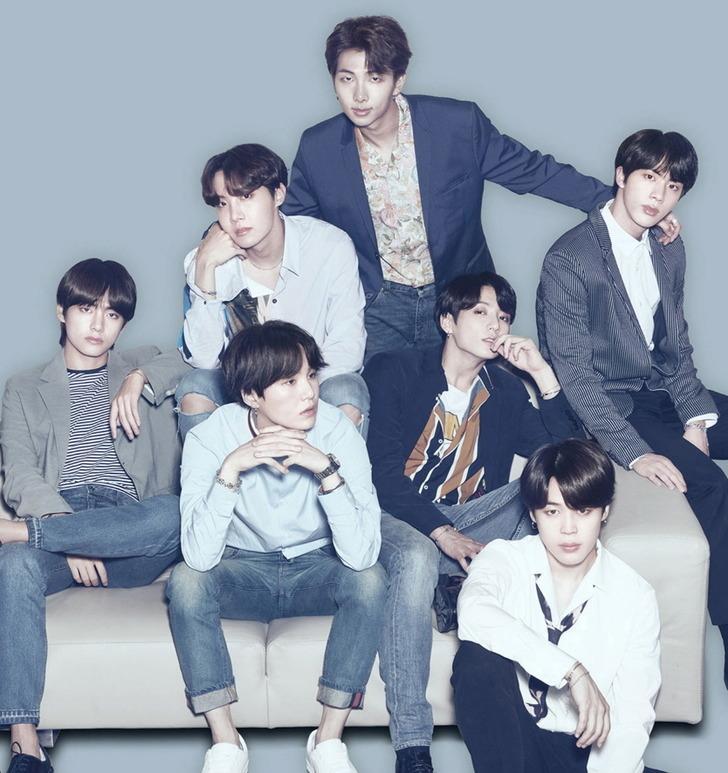 Ünlü K-pop grubu BTS yeni bir Guinness rekoru kırdı