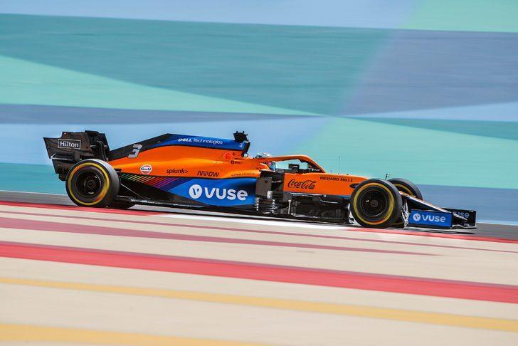 Formula 1'in efsanesi McLaren'e Türk şirketinden teknoloji ihracatı