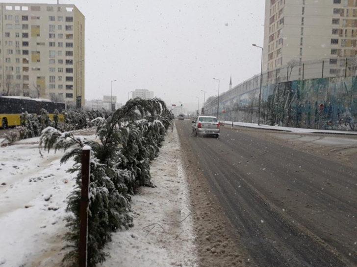 Kar, İstanbul'u ne zaman terk edecek? Meteoroloji açıkladı (25 Mart yurtta hava durumu)