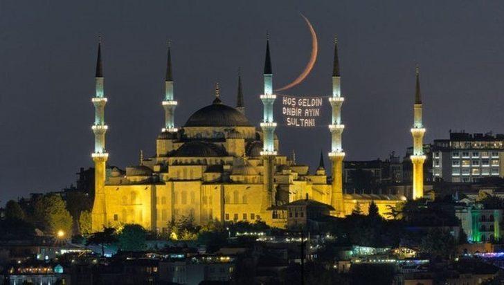 18 Nisan İstanbul, Ankara, İzmir iftar saatleri | 18 Nisan İstanbul iftar vakti ve il il akşam namazı saatleri