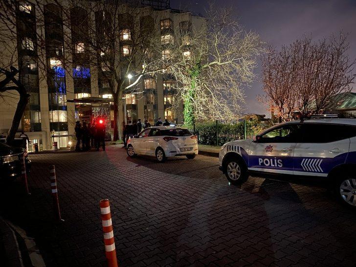 Beşiktaş'taki lüks bir otelde Azerbaycanlı iş insanı intihar girişiminde bulundu