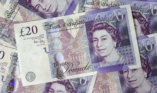 İngiliz sterlini (pound sterling)