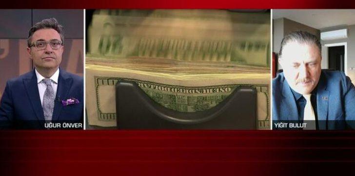 Cumhurbaşkanı Başdanışmanı Yiğit Bulut'tan dolar/TL kuru hakkında açıklama!