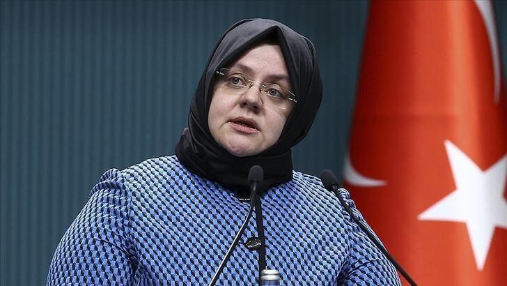 Bakan Zümrüt Selçuk: 'Kadına Değer' platformu oluşturuyoruz