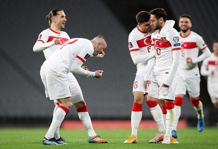 Norveç Türkiye maçı hangi kanalda? Millî maç saat kaçta başlayacak?