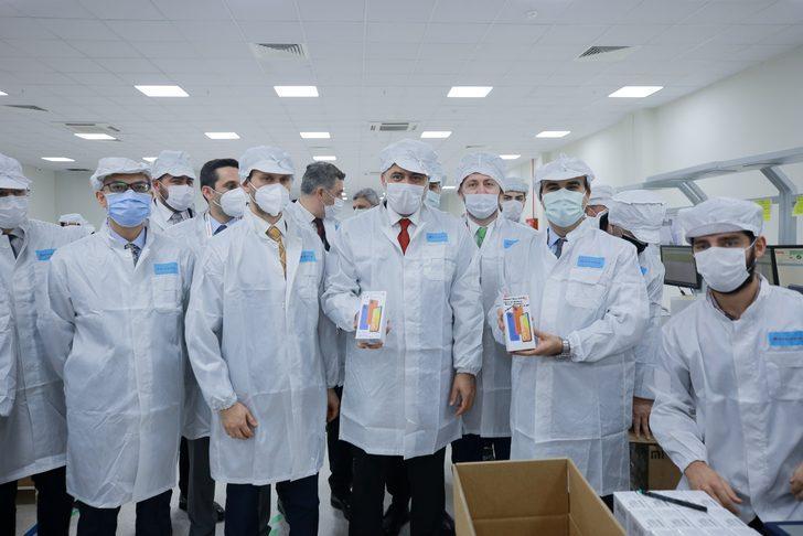 Xiaomi Türkiye'de üretime başladı! 2 bin kişiye istihdam sağlayacak