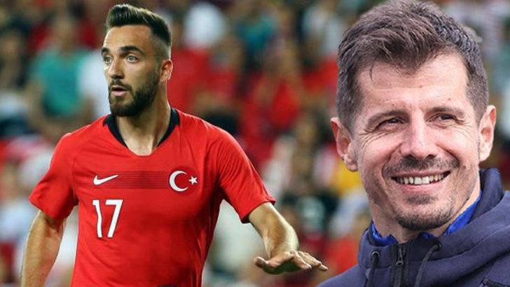 Emre Belözoğlu'ndan Kenan Karaman sürprizi