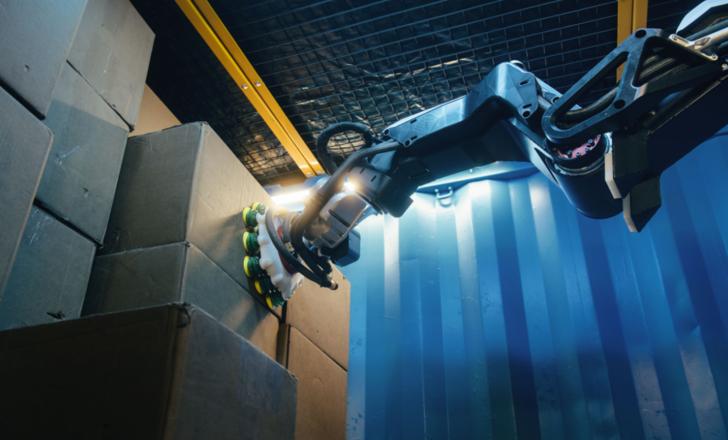 Boston Dynamics Stretch robotunu görücüye çıkardı! İşte özellikleri