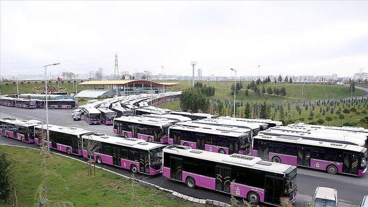 İETT otobüslerinin rengi değişiyor!