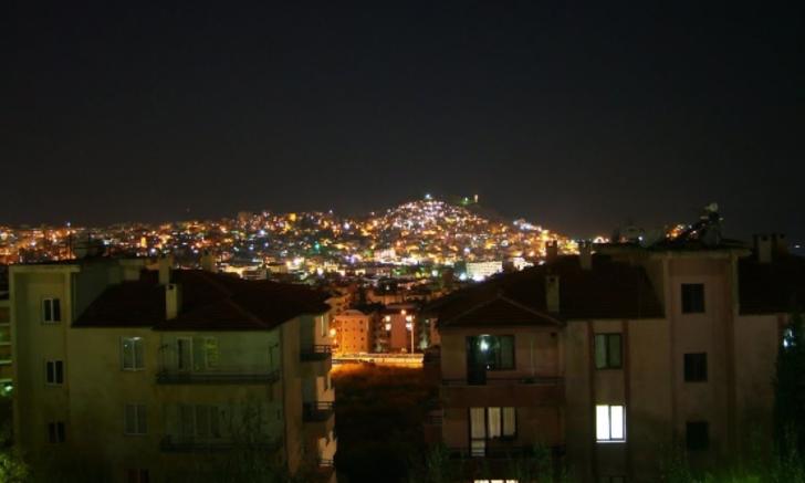 Aydın'da 3.4 şiddetinde deprem