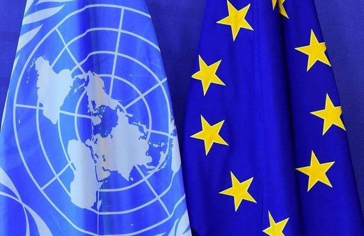 BM ve AB'den Suriye konferansı! Türkiye hakkında övgü dolu sözler