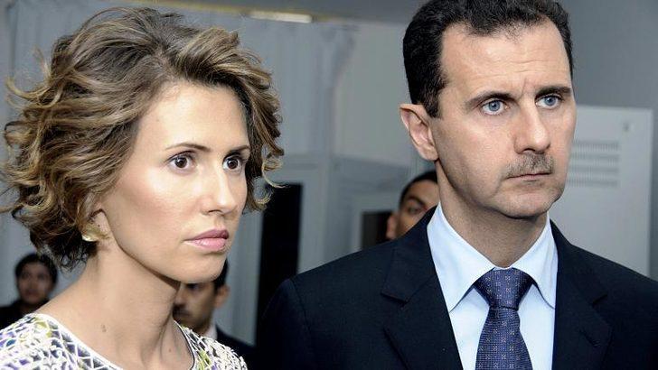 Suriye Devlet Başkanı Beşar Esad ve eşi koronayı atlattı