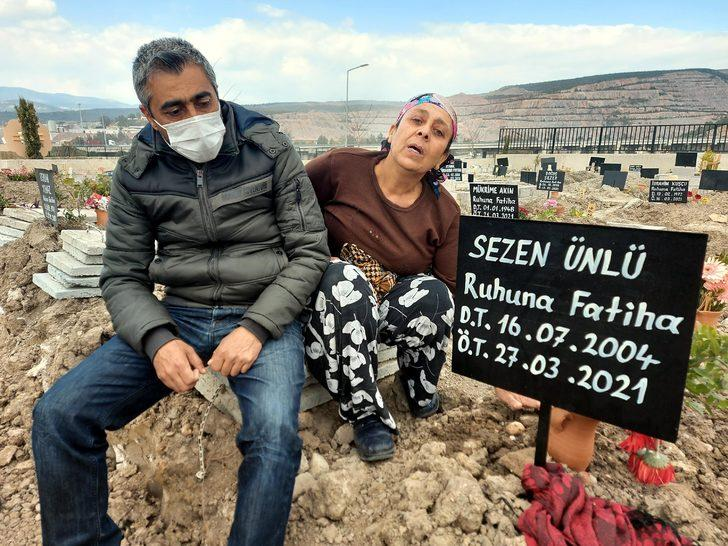 Vahşice öldürülen Sezen'in ailesinden yürek yakan sözler