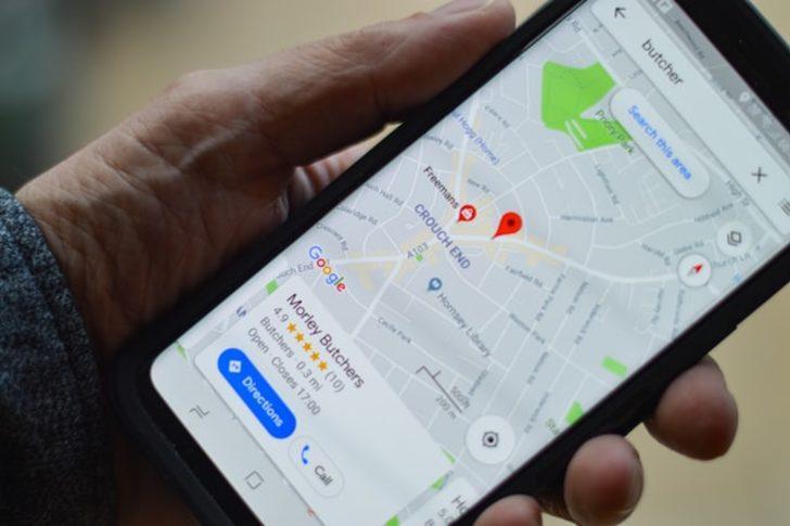 Google Haritalar daha kullanışlı hale geliyor
