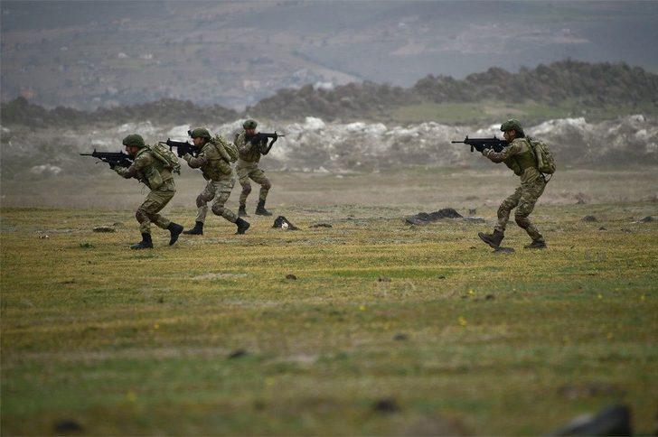 Son Dakika: MSB duyurdu! 3 PKK/YPG'li terörist etkisiz hale getirildi