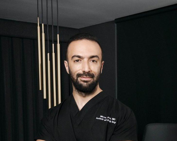 """Op. Dr. Mirza Fırat: """"Estetik operasyonunda kişiye özel çalışma gerekiyor"""""""