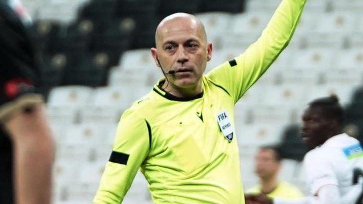 Fenerbahçe - Denizlispor maçını Cüneyt Çakır yönetecek