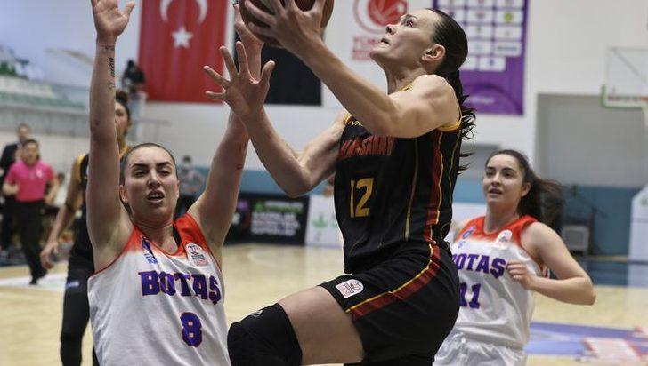 Galatasaray, yarı final biletini aldı