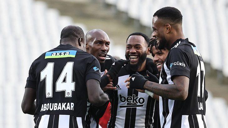 Beşiktaşlı Vincent Aboubakar PFDK'ye sevk edildi