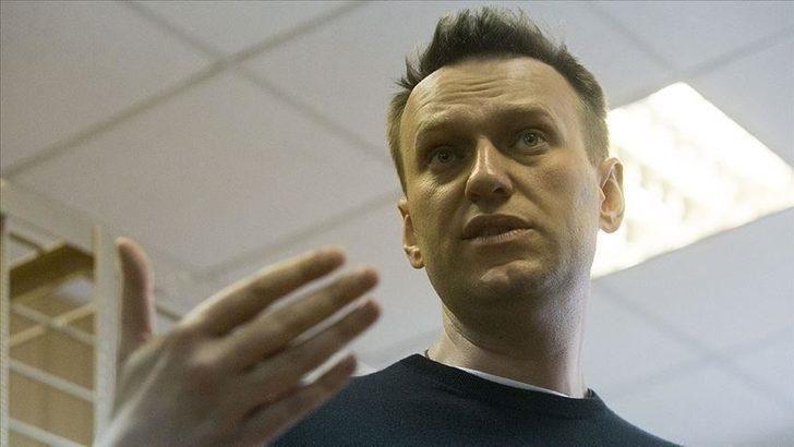 Hapishanedeki Rus muhalif Navalnıy açlık grevine başladı