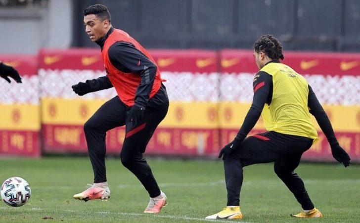 Galatasaray eksiklerle çalışıyor