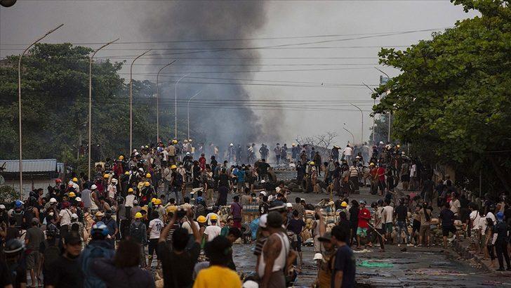 Son dakika! BM'den Myanmar için flaş iç savaş uyarısı
