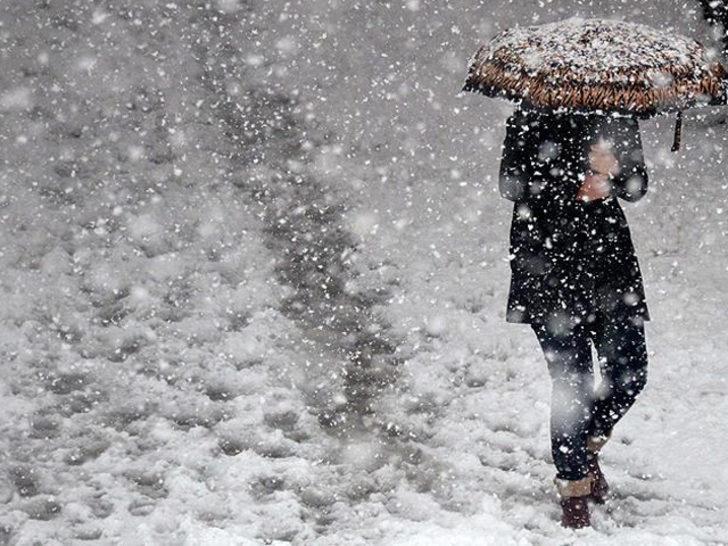 Meteoroloji'den yağmur, kar ve fırtına uyarısı! Bu bölgelerde oturanlar dikkat (1 Nisan yurtta hava durumu)