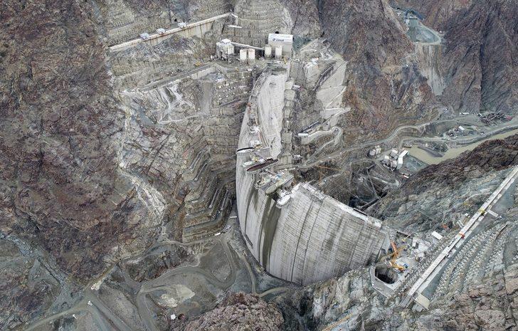 İşte Yusufeli Barajı'nın son hali!