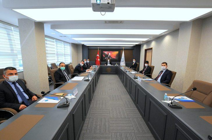 ÖSYM İl koordinasyon toplantısı yapıldı