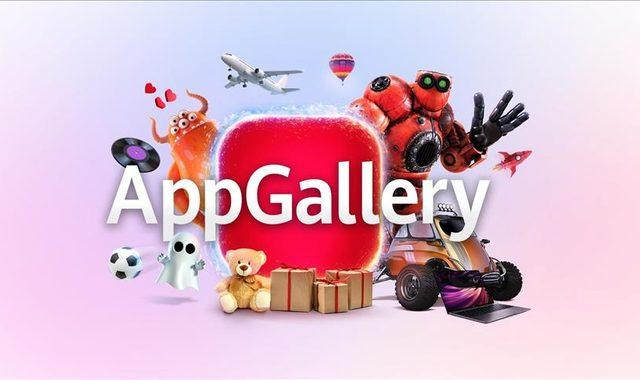 Huawei AppGallery nedir?