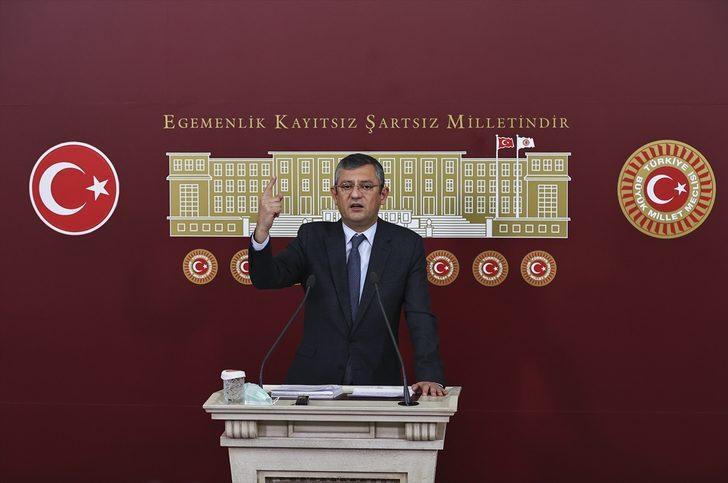 Özgür Özel'den Devlet Bahçeli'ye: Anayasa Mahkemesini kapatırsanız, HDP'yi kim kapatacak?