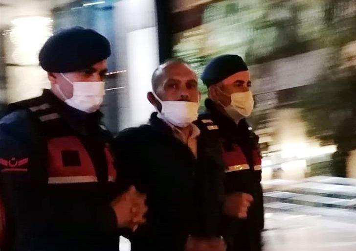 Antalya'da genç kadına araç içinde dayak iddiasına tutuklama
