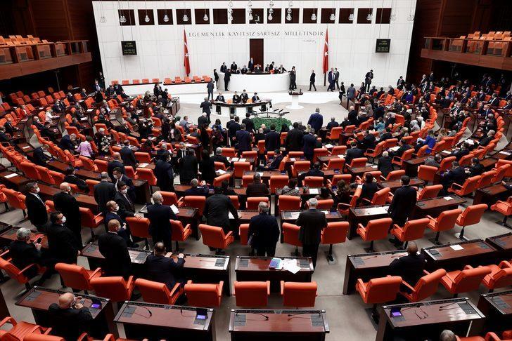 """TBMM Başkanı Şentop'tan """"Meclis'te darbe"""" yorumlarına çok sert tepki"""