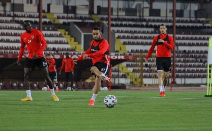 Hatayspor'da Galatasaray maçı öncesi 5 eksik