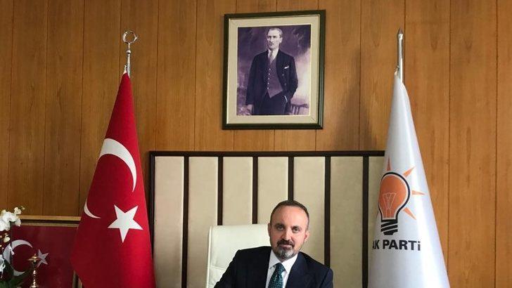AK Parti Grup Başkanvekili Bülent Turan'dan Kürşat Ayvatoğlu açıklaması