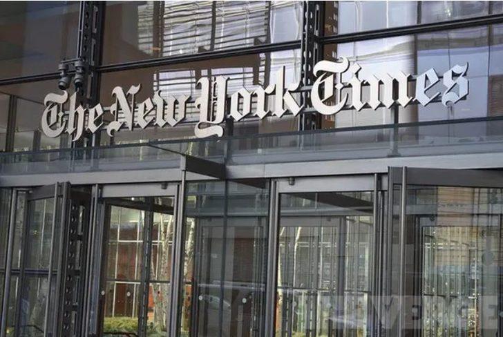 New York Times makalesi NFT ile 563 bin dolara satıldı