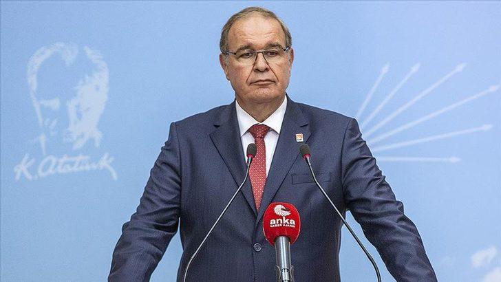 CHP'li Öztrak'tan TBMM Başkanı Şentop'a çok sert tepki